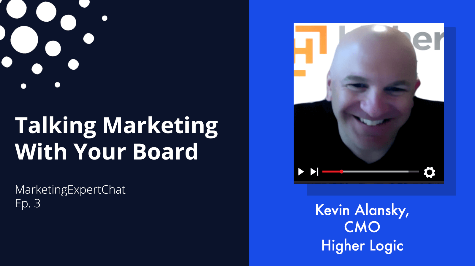 Strategic Marketing: Start Connecting with Your Board