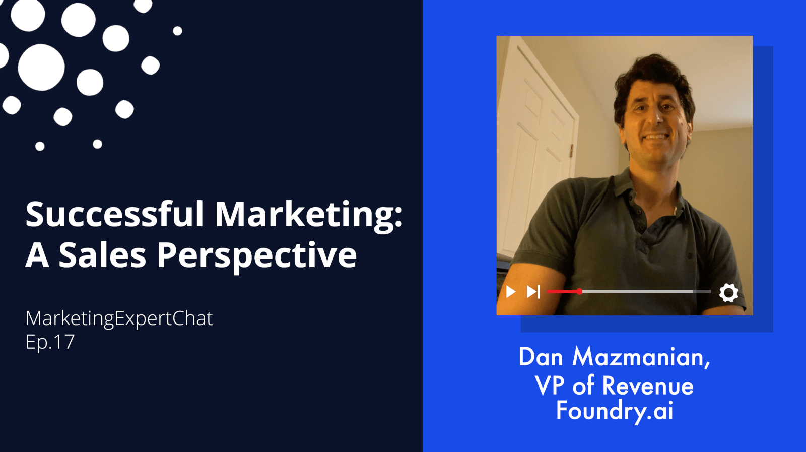 A Sales Perspective on the Meaning of Successful Marketing
