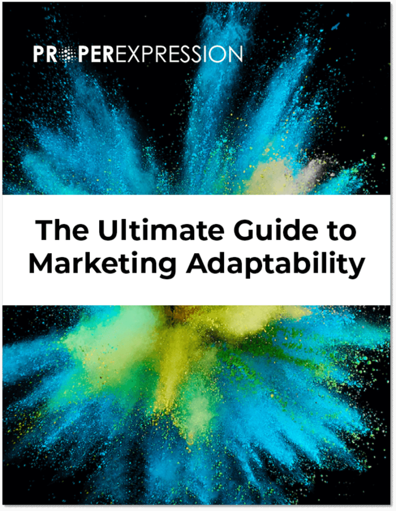 Ultimate Guide to Marketing Adaptability