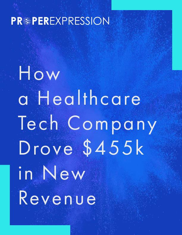 Healthcare case study_Cover